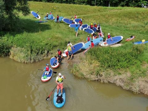 Wasserschultag Montessori-Schule Wertingen